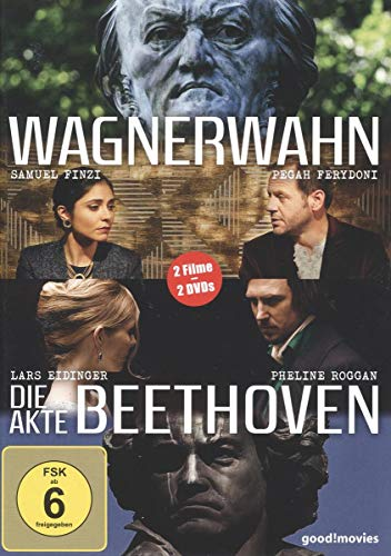 Wagnerwahn / Die Akte Beethoven [2 DVDs]