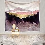 YDyun Impresión Multifuncional Serie Sunset Landscape