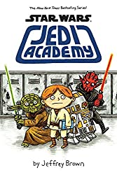 book cover Star Wars Jedi Academy - books set in Florida