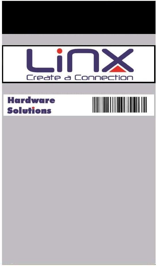 75mm Linx/® Drive-in Hardened Steel Hammer-in Vine Eyes 3 Inch Pack of 50