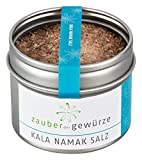 Zauber der Gewürze Kala Namak Salz, 135g