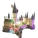 POXL Conjunto de Luces LED para (Harry Potter Castello di Hogwarts)...