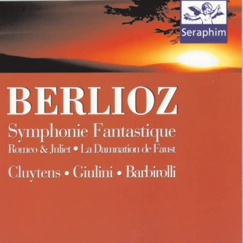 Andre Cluytens/Carlo Maria Giulini/Sir John Barbirolli/Philharmonia Orchestra/Chicago Symphony Orchestra/Halle Orchestra