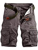Best Cargo Shorts - Men's Lightweight Multi Pocket Casual Cargo Shorts Review