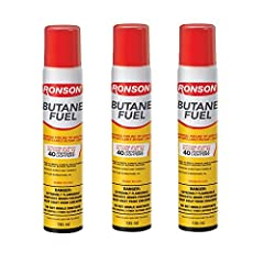Ultra butane fuel with universal tip that fuels all leading butane lighters and kitchen and hobby torches Low in non-volatile contaminants, which can cause burner valves to clog, affecting flame height and function Contains as much as butane fuel as ...
