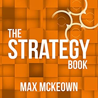 The Strategy Book cover art