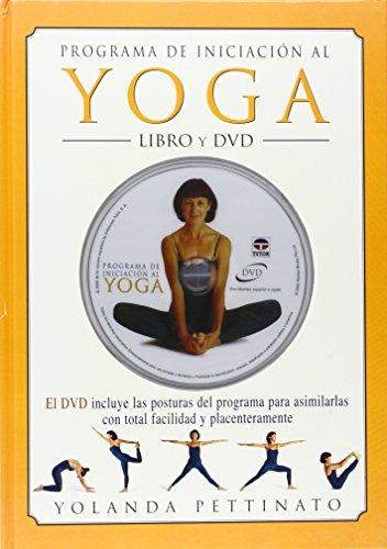 Programa de Iniciación Al Yoga - Libro + DVD