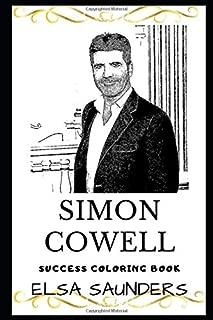 Simon Cowell Success Coloring Book (Simon Cowell Books)