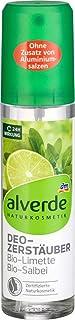 Sponsored Ad – Lime Sage All Natural, Vegan Deodorant Organic spray, 75 ml - Deo Spray for Fresh Fragrance - Body Deodoran...