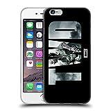 Head Case Designs Licenciado Oficialmente AMC The Walking Dead Paisaje Logo Carcasa de Gel de Silicona Compatible con Apple iPhone 6 / iPhone 6s