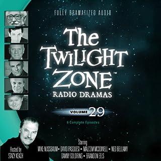 The Twilight Zone Radio Dramas, Volume 29 cover art