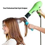 Beauty Shopping Arsen Pro 1875W Ionic Ceramic Hair Dryer, Salon Grade Fast Drying