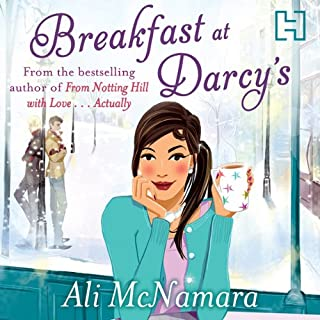 Breakfast at Darcy's cover art