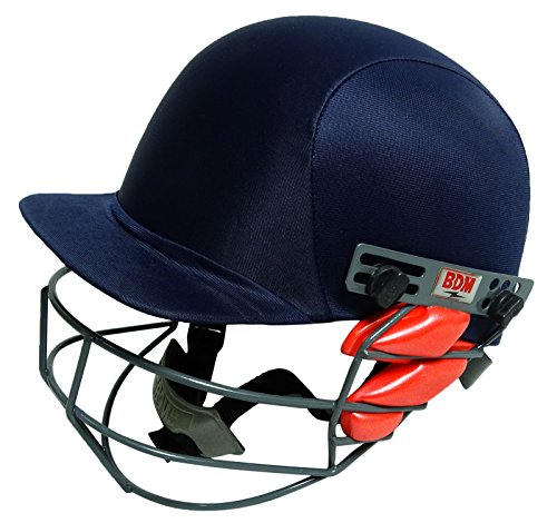 BDM Dynamic Super Blue Cricket Adjustable Helmet Head Protection Equipments