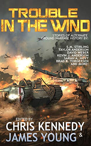 Trouble in the Wind (The Phases of Mars Book 3)