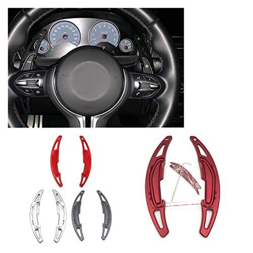 Padillas de cambio Cambio de cochecito de cochecito de cochecito de paleta de paleta de paleta para BMWM2 / M3 / M4 / M5 / M6 / X5M / X6M (Color : Negro)