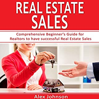 Real Estate Sales audiobook cover art