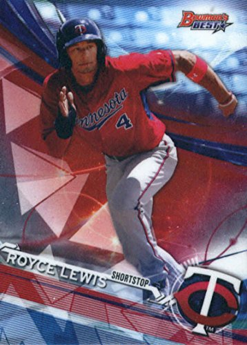 2017 Bowman's Best Top Prospects #TP-35 Royce Lewis Twins