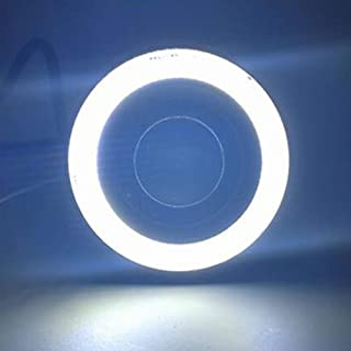 omufipw - Faros antiniebla para Coche (luz de estacionamiento Diurna), diseño de Ojos de ángel