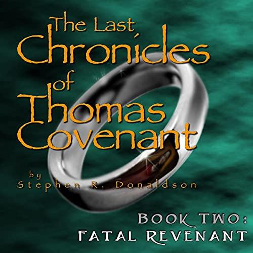 Fatal Revenant Audiobook By Stephen R. Donaldson cover art