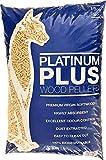 Platinum Plus Animal Cat & Kitten Litter Wood Pellets 1x 30L Bag
