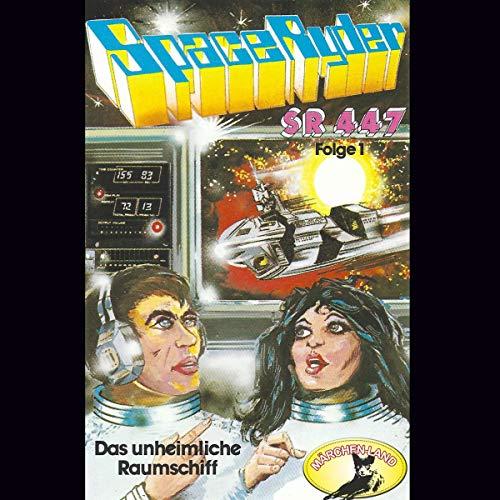 Das unheimliche Raumschiff cover art