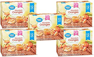 Best great value orange slices Reviews