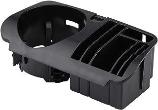 Aramox Portavasos para Caja de Almacenamiento Central para Mercedes Benz Clase C W205 GLC Clase X253