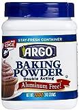 Argo Double Acting Aluminum Free Baking Powder, 12 oz