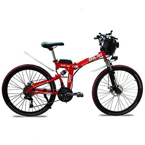 Vélo électrique Pliable à Vitesse X300 RPHP21 / vélo électrique 26 Pouces 350W 48V 10AH-36V...