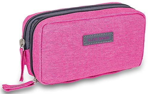 ELITE BAGS DIABETIC´S Diabetikertasche (pink-bitone)