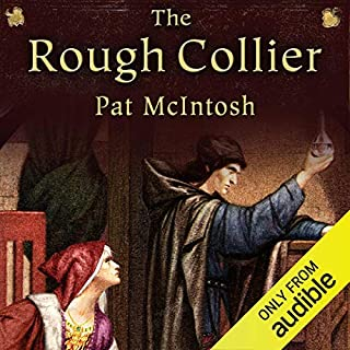 The Rough Collier     Gil Cunningham Mysteries              By:                                                                                                                                 Pat McIntosh                               Narrated by:                                                                                                                                 Andrew Watson                      Length: 8 hrs and 53 mins     20 ratings     Overall 4.6