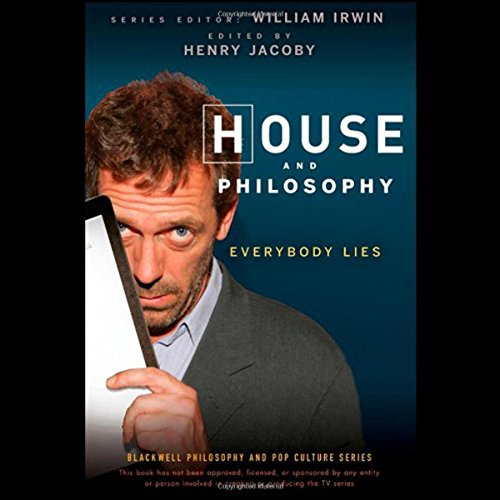 'House' and Philosophy cover art