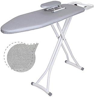 Ironing Boards CDingQ Grande housse en métal moderne et légère en coton imprimé coloré pour la buanderie, la table à repas...