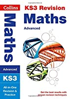 Collins KS3 Revision Maths Advanced: All-in-One Revision and Practice (Collins New Key Stage 3 Revision)