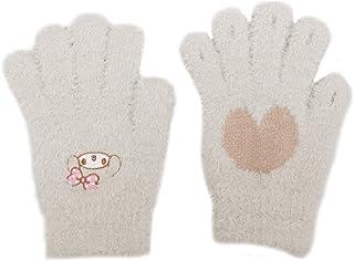 さっと出せて、さっとしまえる指を出し入れできる手袋YUBIDERUキャラクター手袋