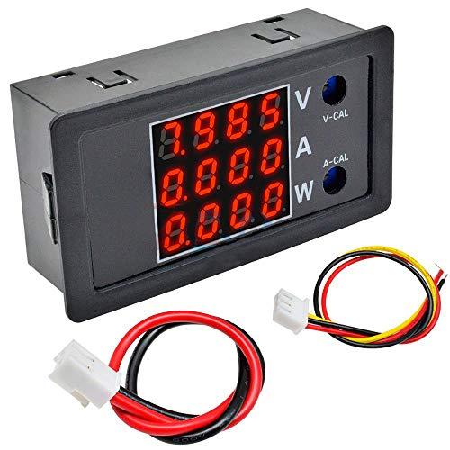 U – DC 0 – 100 V 10 A 1000 W 4 bit LED digitale voltmeter voltmeter voltmeter voltmeter voeding volt sensor monitor tester