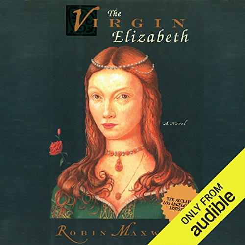 The Virgin Elizabeth audiobook cover art