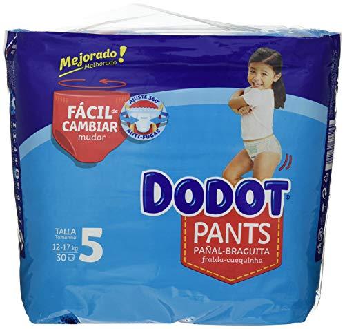 DODOT Pants T5 30 UNID, Estándar, Único