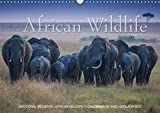 Emotional Moments: African Wildlife. Part 3. / UK-Version (Wall Calendar 2018 DIN A3 Landscape): Dramatic yet beautiful pictures of Africa's wildlife. ... [Kalender] [Apr 01, 2017] Gerlach GDT, Ingo