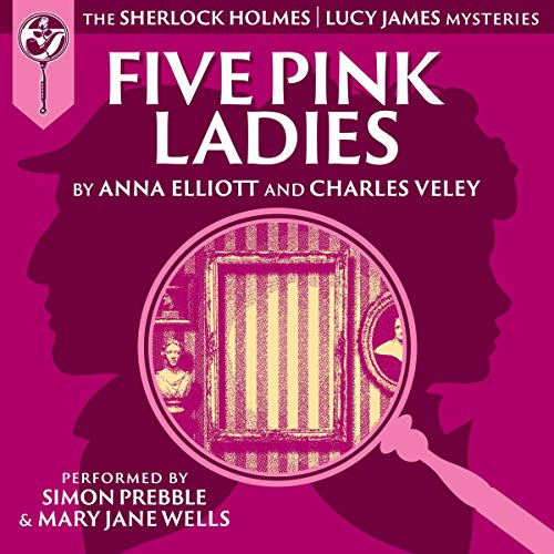 Five Pink Ladies cover art