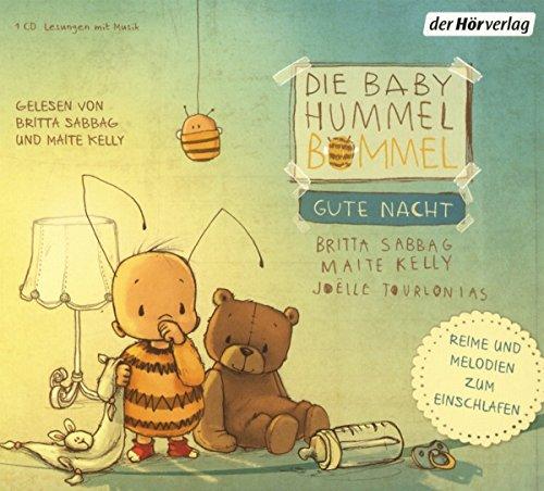 Die Baby Hummel Bommel – Gute Nacht (Die kleine Hummel Bommel - Reihe, Band 3)