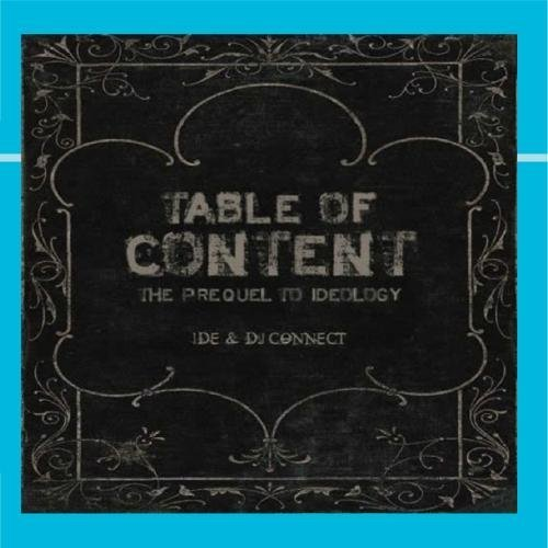Table of Content by IDE