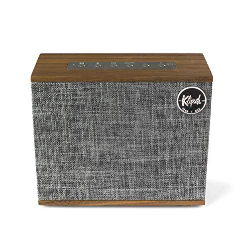 Tragbarer Bluetooth-Lautsprecher (The Groove Walnut)