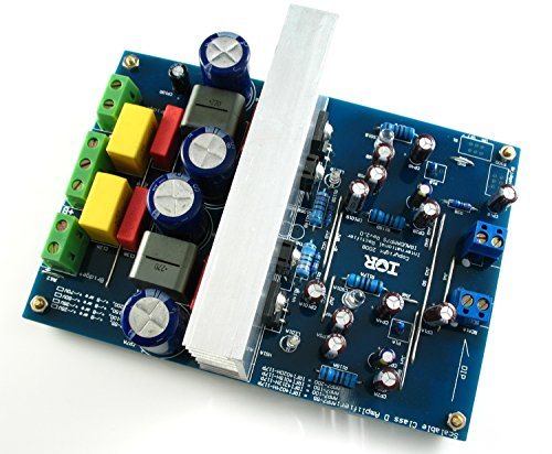 Why Choose L20DX2 IRS2092D Dual-Channel Amplifer amp Board / 250Wx2 8R