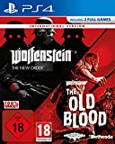 Wolfenstein: The New Order & The Old Blood (International Version) - PlayStation 4 [Edizione: Germania]