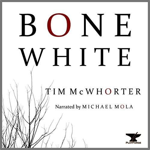 Bone White audiobook cover art