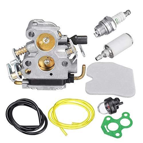 Carburador Kit de carburador para carburador C1T-W33 4 Zama Husqvarna 240 240E 235 235E