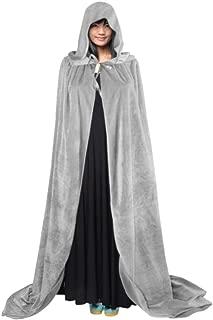grey wizard cloak