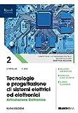 Tecnologie e progettazione di sistemi elettrici ed elettronici. Elettronica. Per le Scuole superiori. Con e-book. Con espansione online (Vol. 2)